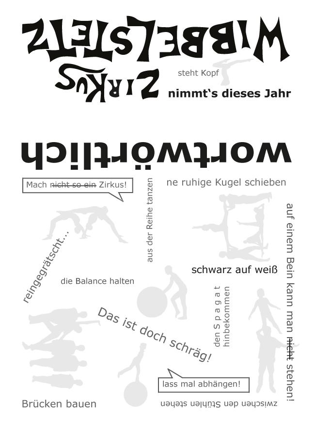 WORTWÖRTLICH | Zirkus Wibbelstetz