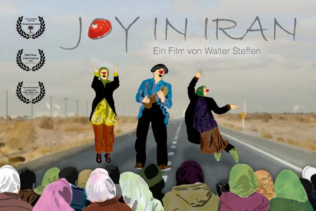 JOY IN IRAN | Dokumentation einer Auftrittsreise von